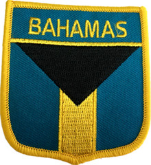 Bahamas Shield Patch