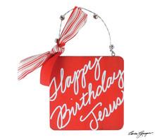 Ornament - Happy Birthday Jesus