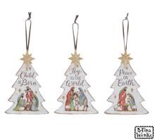 Ornament - Christmas Story Tree