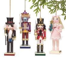 Ornament - Nutcracker Character