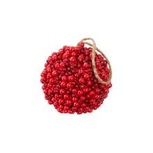 "Ornament - 4.5"" Berry Ball"
