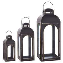Black Iron Lanterns