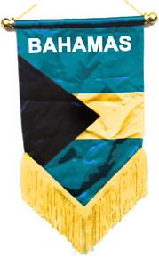 Bahamas Mini Banner