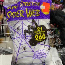 Spider Web - Super Stretch - White