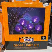 Lights - Globe Light Set - Purple