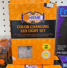 Lights - Colour Changing LED - Spiders