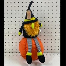 Halloween Gnome Sitter