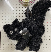Wall Hanging - Black Cat