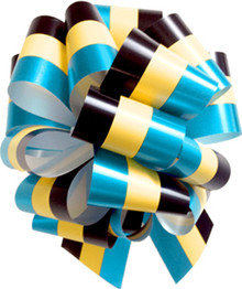 Bow - Tri-Colour Pull Bow