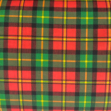 Christmas - PolyCotton - Bright Plaid