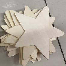Wood - Star Shape