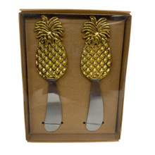 Pineapple  Cheese Knives