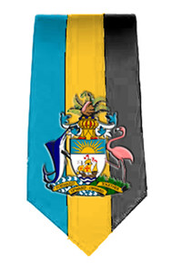 Bahamas Striped Tie