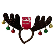 Boppers - Antlers with Ornaments - Brown