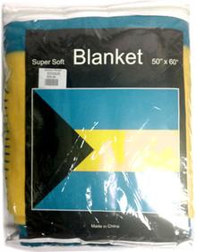 Bahamas Fleece Blanket