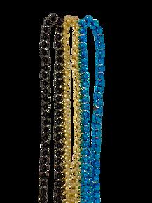 Bahamas Party Bead Necklace - Set/3