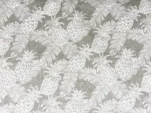 Uph/Drapery - Pineapples - Grey/Neutrals