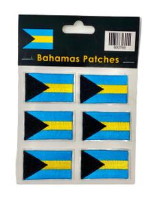 Patch - Bahamas Flag - Set 6