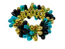 Bracelet - Bahamas TriColour Beads