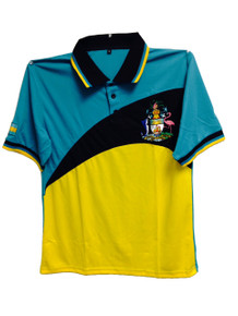 Bahamas DriFit Polo 2018 (Limited Qty & Sizes)