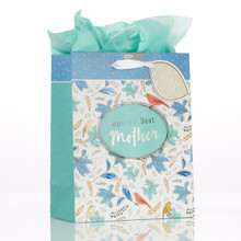 World's Best Mother - Proverbs 31:28 Medium Gift Bag