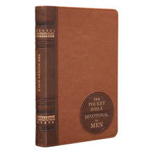 The Pocket Bible Devotional for Men