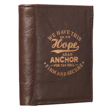 Wallet: Hope As An Anchor - Heb 6:19