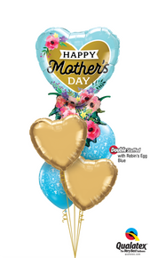 Balloon Bouquet: Today is for you, Mom
