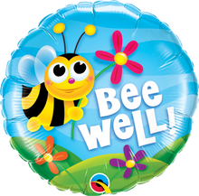 "18"" Round Bee Well! Flowers"