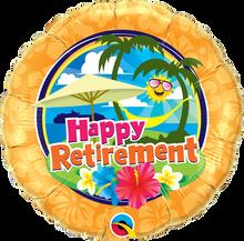"""18"""" Round Retirement Sunshine"""