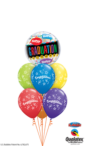 Balloon Bouquet: Graduation Celebration