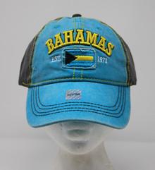 Cap - Bahamas - Turquoise Crown