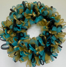 Bahamas Mesh Wreath