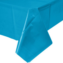 Plastic Table Cover - Bahamas Colours