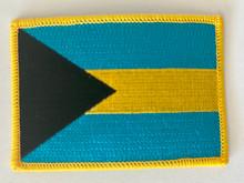 Patch - Bahamas Flag