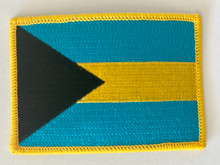 Patch - Bahamas Flag