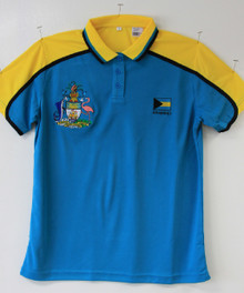 Bahamas DriFit Polo 2019 (Limited Qty & Sizes)