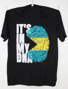"""It's In My DNA"" DriFit T-Shirt - Black"