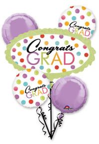Congrats Grad Balloon Bouquet