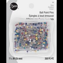 "Ball Point Pins - 1-1/16"" - 350ct"