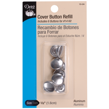 Cover Button Refill - #14 Kit
