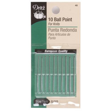 Ball Point Hand Needles