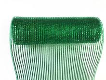 "Deco Mesh - 10"" x 10yd - Value Emerald/Green Laser"