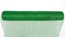 "Deco Mesh - 21"" x 10yd - Value Emerald/Green Laser"