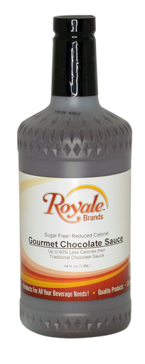 Sugar Free Reduced Calorie Chocolate Sauce