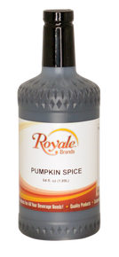 Pumpkin Spice Smoothie Mix