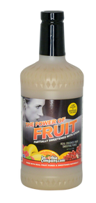 Smoothie Company's Lean Smoothie Puree 'Power of Fruit' line is perfect for skinny smoothie post workout or as a meal replacement. Made with real fruit and enhanced with all natural Stevia this puree makes a low calorie, low sugar, low carb smoothie that contains no artificial sweeteners or colors, No HFCS, is gluten free and naturally 99% fat free.