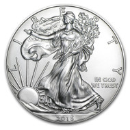 2015 American Eagle 1 oz Silver Coin