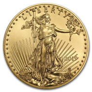 2019 American Eagle 1/2 oz Gold Coin