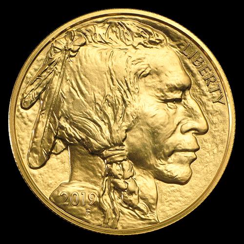 2019 American Buffalo 1 oz Gold Coin